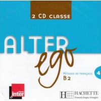 Alter Ego 4 CD Coll.