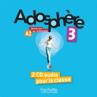 Adosphere 3 Coll. CDs