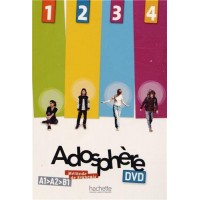 Adosphere 1-4 DVD