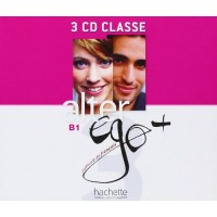 Niveau Alter Ego+ 3 CD Coll.