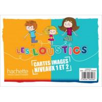 Les Loustics 1&2 Cartes Images (x200)