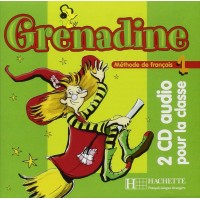 Grenadine 1 Coll. CD