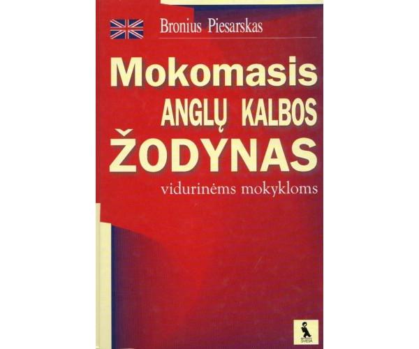 Mokomasis anglų k. žod. vid. mokykloms
