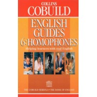 Collins Cobuild English Guides 6: Homophones