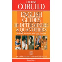 Collins Cobuild English Guides 10: Det. & Quant.
