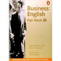 Photocopiable: Business English Pair Work 2