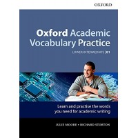 Oxford Academic Vocabulary Practice Lower-Int. B1 + Key