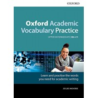 Oxford Academic Vocabulary Practice Upper-Int. B2-C1 + Key