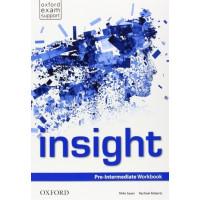 Insight Pre-Int. WB