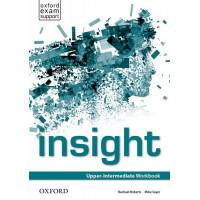 Insight Up-Int. WB (pratybos)