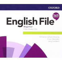 English File 4th Ed. Beginner Cl. CDs