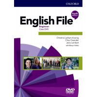 English File 4th Ed. Beginner DVDs