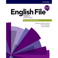 English File 4th Ed. Beginner SB + Online Practice