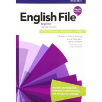 English File 4th Ed. Beginner TB + TRC
