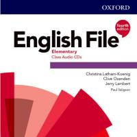 English File 4th Ed. Elem. Cl. CDs