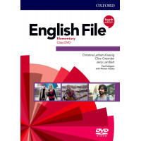 English File 4th Ed. Elem. DVDs