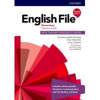 English File 4th Ed. Elem. TB + TRC