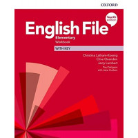 English File 4th Ed. Elem. WB + Key