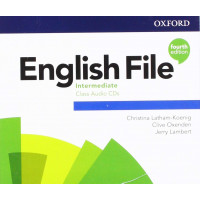 English File 4th Ed. Int. Cl. CDs