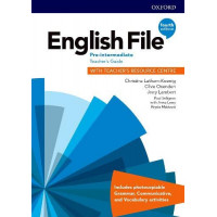English File 4th Ed. Pre-Int. TB + TRC