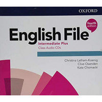 English File 4th Ed. Int. Plus Cl. CDs
