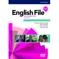 English File 4th Ed. Int. Plus DVDs
