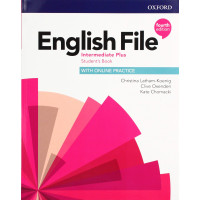 English File 4th Ed. Int. Plus SB + Online Practice