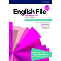 English File 4th Ed. Int. Plus TB + TRC