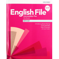 English File 4th Ed. Int. Plus WB + Key