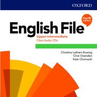 English File 4th Ed. Up-Int. Cl. CDs