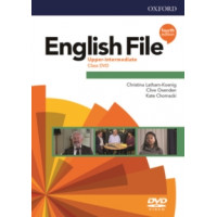 English File 4th Ed. Up-Int. DVDs