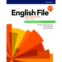 English File 4th Ed. Up-Int. SB + Online Practice