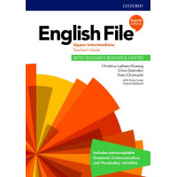 English File 4th Ed. Up-Int. TB + TRC