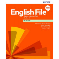 English File 4th Ed. Up-Int. WB + Key