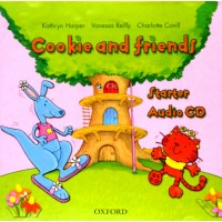 Cookie and Friends Starter Cl. CD