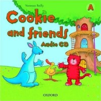 Cookie and Friends A Cl. CD