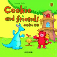Cookie and Friends B Cl. CD