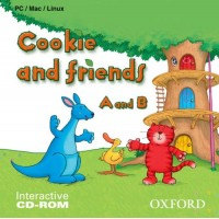Cookie and Friends CD-ROM