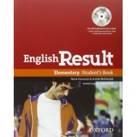English Result Elem. SB + DVD
