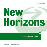 New Horizons 1 Cl. CD