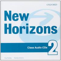 New Horizons 2 Cl. CD