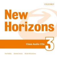 New Horizons 3 Cl. CD
