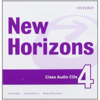 New Horizons 4 Cl. CD