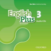 English Plus 2nd Ed. 3 Cl. CDs