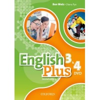 English Plus 2nd Ed. 3&4 DVD