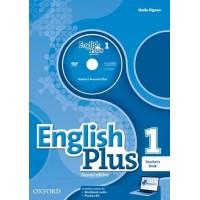 English Plus 2nd Ed. 1 TB + TR Disk & Practice Kit