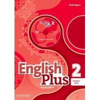 English Plus 2nd Ed. 2 TB + TR Disk & Practice Kit