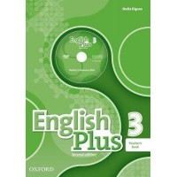 English Plus 2nd Ed. 3 TB + TR Disk & Practice Kit