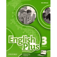 English Plus 2nd Ed. 3 WB + Practice Kit