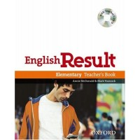 English Result Elem. TB + DVD